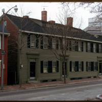 Historic Thomas Howard Heirs House, Benefit St. 1835