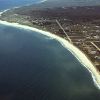 Massachusetts: Nantucket Island (Aerial)