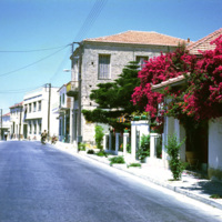 Greece: Village Near Corinth